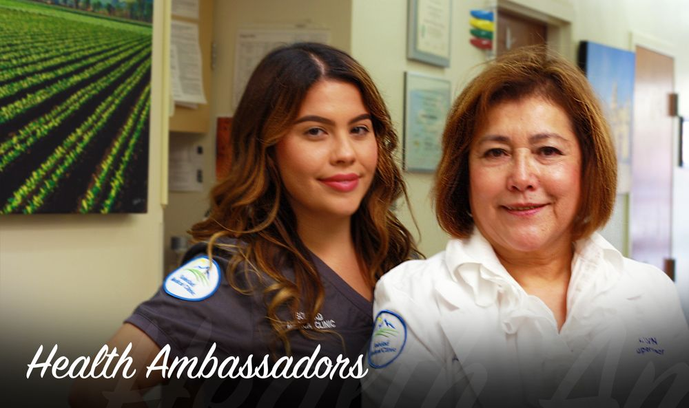 Soledad Medical Clinic Health Ambassadors