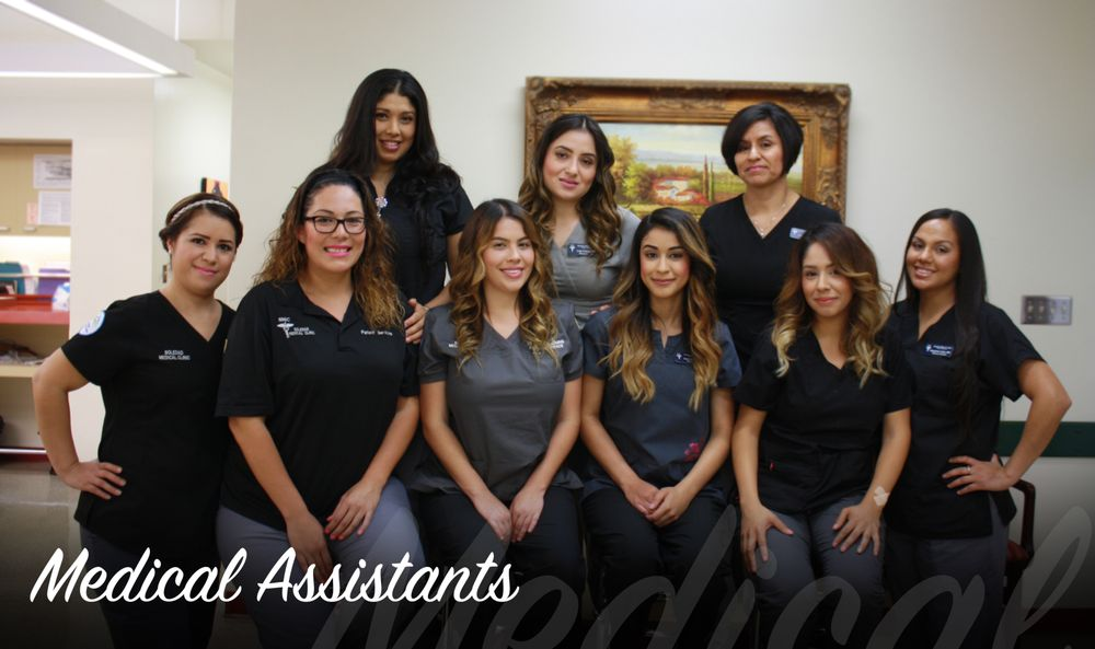 Soledad Medical Clinic Medical Assistants
