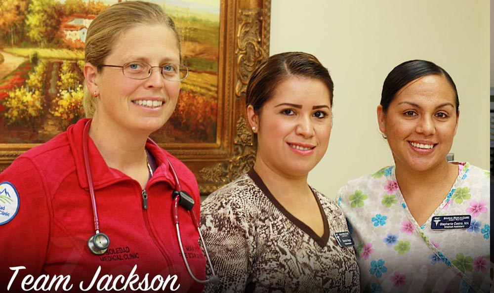 Team Jackson Soledad Medical Clinic